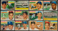 Baseball Cards:Lots, 1956 Topps Baseball Collection (200) Including Stars and TeamCards. ...