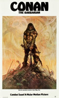 """Movie Posters:Action, Conan the Barbarian (Universal, 1980). Poster (22"""" X 36"""") Advance.. ..."""