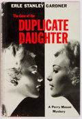 Books:Mystery & Detective Fiction, Erle Stanley Gardner. INSCRIBED. The Case of the Duplicate Daughter. New York: Morrow, 1960. First edition. Inscri...