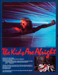 "Movie Posters:Rock and Roll, The Kids Are Alright (New World, 1979). Promotional Poster (17"" X22""). Rock and Roll.. ..."