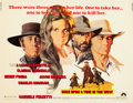 """Movie Posters:Western, Once Upon a Time in the West (Paramount, 1969). Half Sheet (22"""" X 28"""").. ..."""