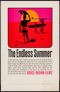 "The Endless Summer (Cinema 5, 1966). Special Poster (11"" X 17""). Sports"