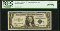 Small Size:Silver Certificates, Fr. 1610* $1 1935A S Silver Certificate. PCGS Very Fine 20PPQ.. ...