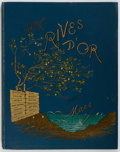 Books:Color-Plate Books, [Late Nineteenth-Century Color Printing]. Aux Rives d'Or par Mars. Paris: Plon, Nouerrit and Co., [nd, likely 18...