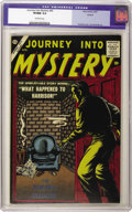 Silver Age (1956-1969):Horror, Journey Into Mystery #45 Circle 8 pedigree (Marvel, 1957) CGC VF/NM9.0 Off-white pages. This is as nice a copy of this Atla...