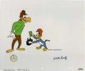"Animation Art:Limited Edition Cel, ""Flim Flam Fountain"" Animation Production Cel and Drawing OriginalArt, Group of 4 (Walter Lantz Productions, 1970). These t...(Total: 5 Items)"
