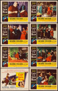 "Movie Posters:Adventure, Lady in the Iron Mask (20th Century Fox, 1952). Lobby Card Set of 8(11"" X 14""). Adventure.. ... (Total: 8 Items)"