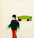 Animation Art:Production Cel, Yellow Submarine Ringo Production Cel Set-Up (UnitedArtists/King Features, 1968)....