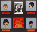 Animation Art:Color Model, Yellow Submarine Beatles Color Model Cel Set-Up (United Artists/King Features, 1968)....