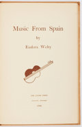 Books:Literature 1900-up, Eudora Welty. Music from Spain. Greenville: The Levee Press, 1948. First edition, one of 750 copies signed by Welty. ...