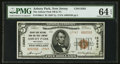 National Bank Notes:New Jersey, Asbury Park, NJ - $5 1929 Ty. 2 The Asbury Park NB & TC Ch. # 13363. ...