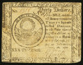 Colonial Notes:Continental Congress Issues, Continental Currency February 26, 1777 $30 Contemporary CounterfeitVery Fine, POC.. ...