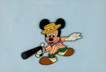 Animation Art:Production Cel, Mickey Mouse Club Mickey Mouse Production Cel (Walt Disney,1955)....
