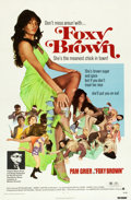 "Movie Posters:Blaxploitation, Foxy Brown (American International, 1974). One Sheet (27"" X 41"")....."