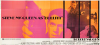 "Bullitt (Warner Brothers, 1968). 24 Sheet (104"" X 232"")"