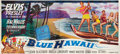 "Movie Posters:Elvis Presley, Blue Hawaii (Paramount, 1961). 24 Sheet (104"" X 232"").. ..."