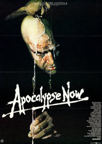 "Apocalypse Now (United Artists, 1979). German A1 (23.5"" X 33"")"