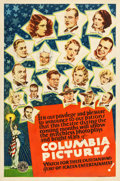 "Movie Posters:Miscellaneous, Columbia 1932 Stock (Columbia, 1931). One Sheet (27"" X 41"").. ..."
