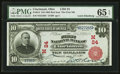 National Bank Notes:Ohio, Cincinnati, OH - $10 1902 Red Seal Fr. 613 The First NB Ch. # (M)24. ...