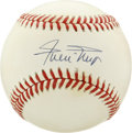 "Autographs:Baseballs, Willie Mays Single Signed Baseball. Elected to the Hall of Fame in1979, ""The Say Hey Kid"" played the majority of his caree..."