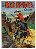 Golden Age (1938-1955):Western, Red Ryder Comics #112 File Copy (Dell, 1952) Condition: VF/NM....
