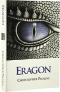 Books:Signed Editions, Christopher Paolini Signed First Edition: Eragon.(Livingston, MT: Paolini International, LLC, 2002), first edition,468... (Total: 1 Item)