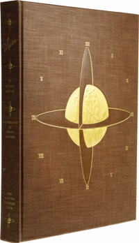 James Joyce: Ulysses Signed by the Illustrator, Henri Matisse (New York: The Limited Editions Club, 1935), first edi