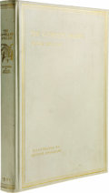 Books:Signed Editions, Izaak Walton: The Compleat Angler Signed by the Illustrator,Arthur Rackham (London: George G. Harrap & Co., Ltd., 1...(Total: 1 Item)