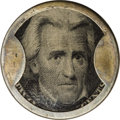 "Encased Postage: , 2¢ Ayer's Sarsaparilla ""Romain"" Counterfeit...."