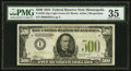 Fr. 2201-I $500 1934 Light Green Seal Federal Reserve Note. PMG Choice Very Fine 35