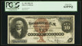 Large Size:Silver Certificates, Fr. 288 $10 1880 Silver Certificate PCGS Choice New 63PPQ.. ...