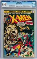 Bronze Age (1970-1979):Superhero, X-Men #94 (Marvel, 1975) CGC NM 9.4 Off-white to white pages....