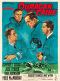 """Movie Posters:War, The Caine Mutiny (Columbia, 1954). French Grande (47"""" X 62.5"""")Style B.. ..."""