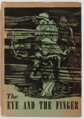 Books:Horror & Supernatural, Donald Wandrei. The Eye and the Finger. [Sauk City]: Arkham House, 1944. First edition. 8vo. 344 pages plus colophon...