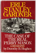 Books:Biography & Memoir, Dorothy B. Hughes. Erle Stanley Gardner: The Case of the RealPerry Mason. 8vo. 350 pages. Publisher's cloth and...