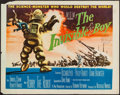 """Movie Posters:Science Fiction, The Invisible Boy (MGM, 1957). Half Sheet (22"""" X 28""""). Science Fiction.. ..."""