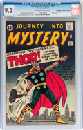 Silver Age (1956-1969):Superhero, Journey Into Mystery #89 Don/Maggie Thompson Collection pedigree (Marvel, 1963) CGC NM- 9.2 Off-white to white pages....