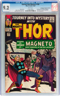 Silver Age (1956-1969):Superhero, Journey Into Mystery #109 Don/Maggie Thompson Collection pedigree(Marvel, 1964) CGC NM- 9.2 White pages....