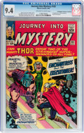 Silver Age (1956-1969):Superhero, Journey Into Mystery #103 Don/Maggie Thompson Collection pedigree(Marvel, 1964) CGC NM 9.4 Off-white to white pages....