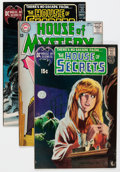 Silver Age (1956-1969):Horror, House of Mystery/House of Secrets Group (DC, 1959-78).... (Total:10 Comic Books)