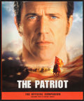 Movie Posters:War, The Patriot: The Official Companion by Suzanne Fritz & RachelAberly(Carlton, 2000). Autographed Softcover Book (96 Pages, 1...
