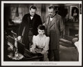 "Movie Posters:Mystery, The Adventures of Sherlock Holmes (20th Century Fox, 1939). Photo(8"" X 10""). Mystery.. ..."