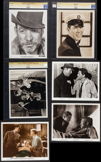 "Ward Bond in My Darling Clementine & Others Lot (20th Century Fox, 1946). CGC Graded Photos (3) (8"" X 10&qu..."