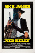 "Movie Posters:Western, Ned Kelly (United Artists, 1970). Poster (40"" X 60""). Western.. ..."