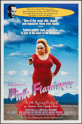 "Movie Posters:Comedy, Pink Flamingos (Fine Line, R-1997). One Sheet (27"" X 41"") SS.Comedy.. ..."
