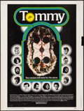 "Movie Posters:Rock and Roll, Tommy (Columbia, 1975). Poster (30"" X 40""). Rock and Roll.. ..."