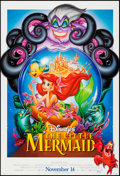 """Movie Posters:Animation, The Little Mermaid (Buena Vista, R-1997). One Sheet (26.75"""" X 39.75"""") DS Advance. Animation.. ..."""