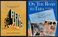 """Movie Posters:Academy Award Winners, The Story of the Making of Ben-Hur & Other Lot (Random House,1959). Hardcover Books (Various Pages, 11.25"""" X 8.25"""", 11.25"""" ..."""