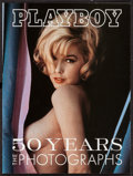 """Movie Posters:Sexploitation, Playboy: Fifty Years (Chronicle Books, 2003). Book Promo (9"""" X 12"""",unfolds to 12"""" X 27""""). Sexploitation.. ..."""
