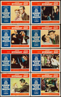 """Movie Posters:Hitchcock, The Man Who Knew Too Much (Paramount, 1956). Lobby Card Set of 8 (11"""" X 14""""). Hitchcock.. ... (Total: 8 Items)"""